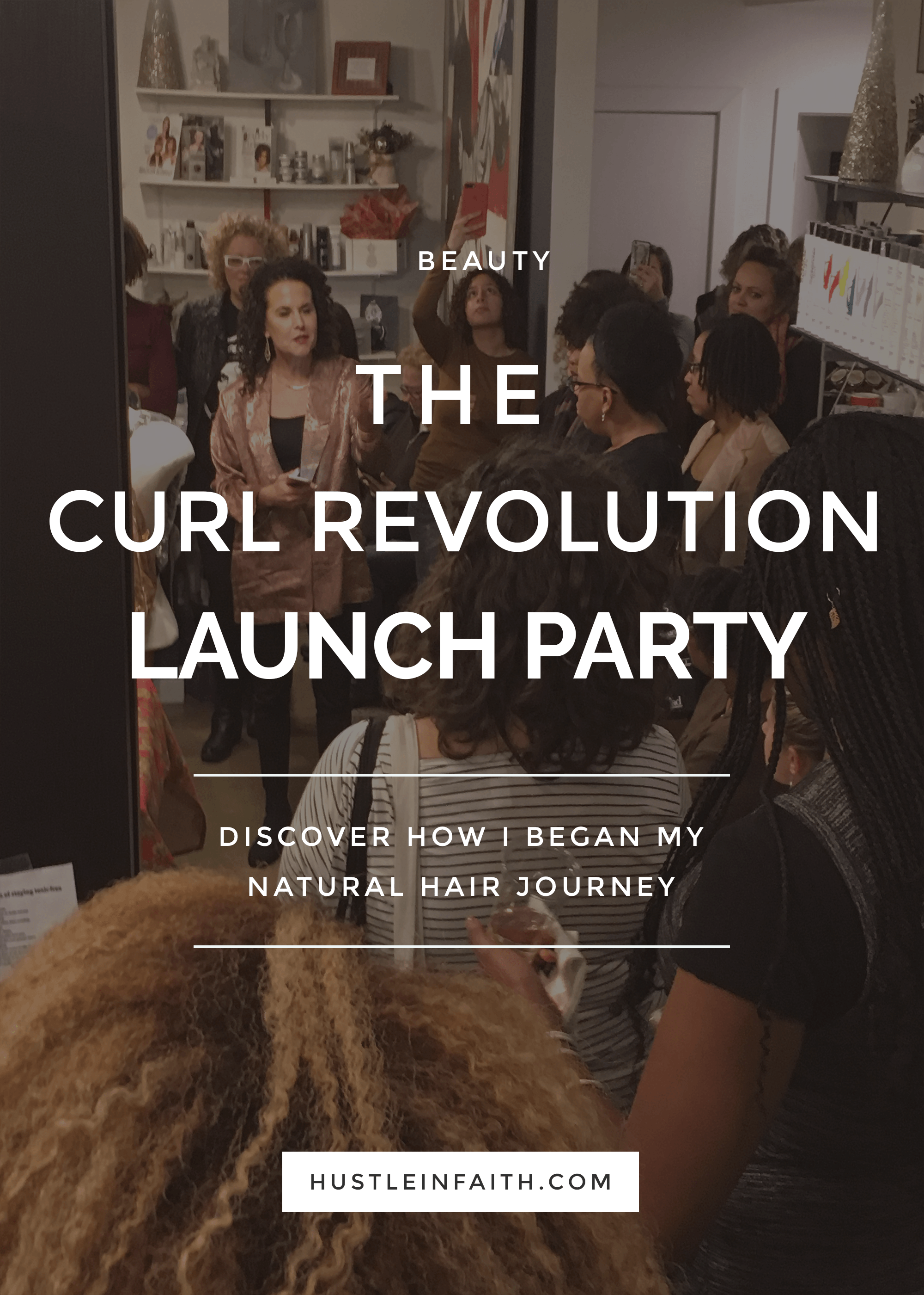 The Curl Revolution Launch Party