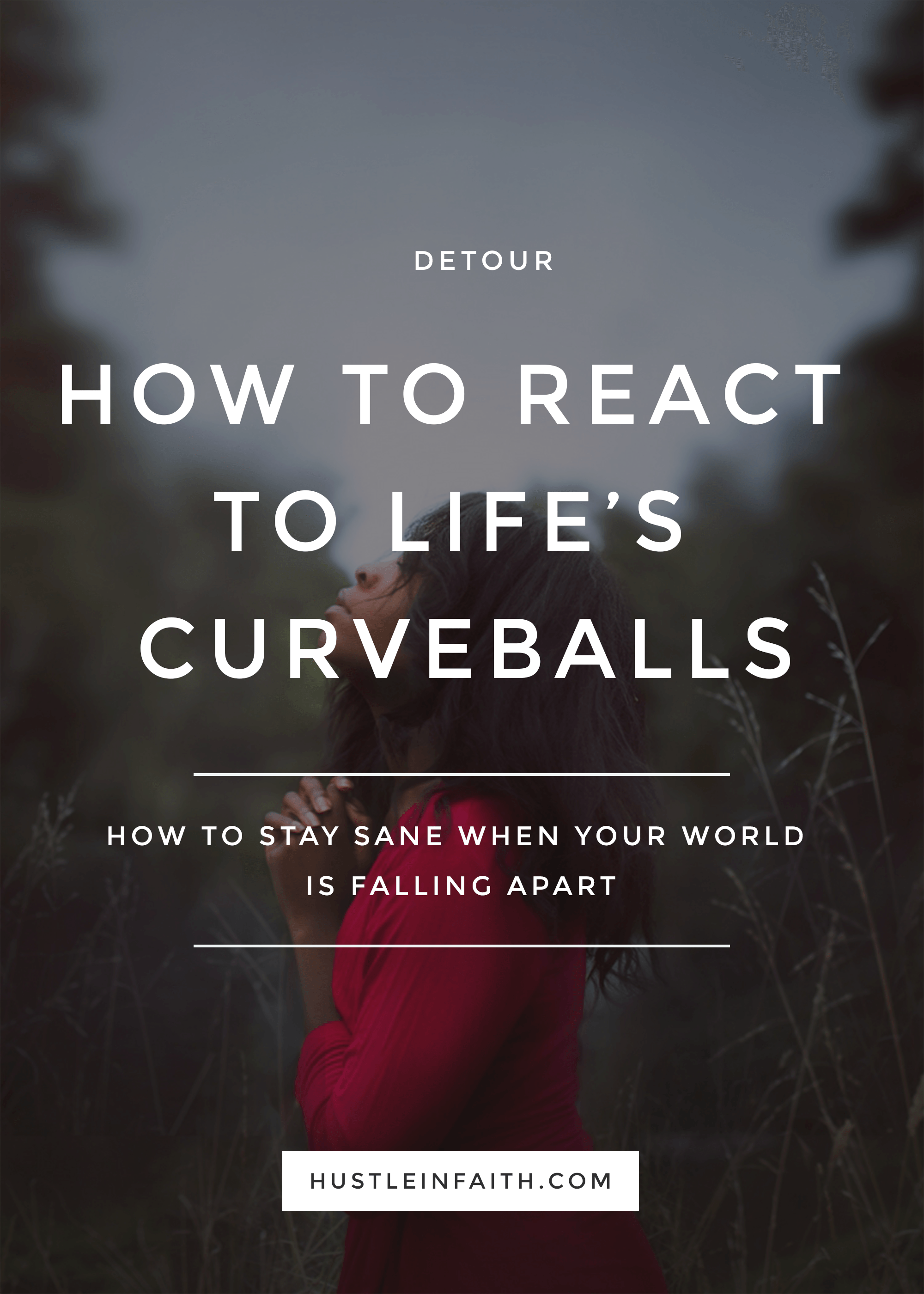 How to React When Life Throws You Curveballs-LTJ