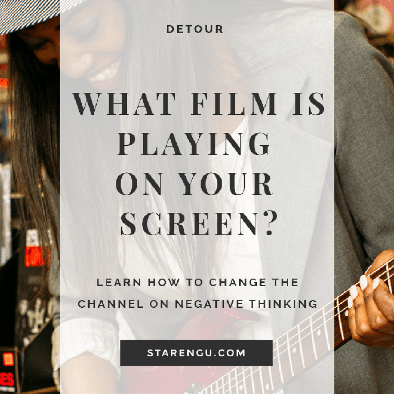 What Film Is Playing on Your Screen