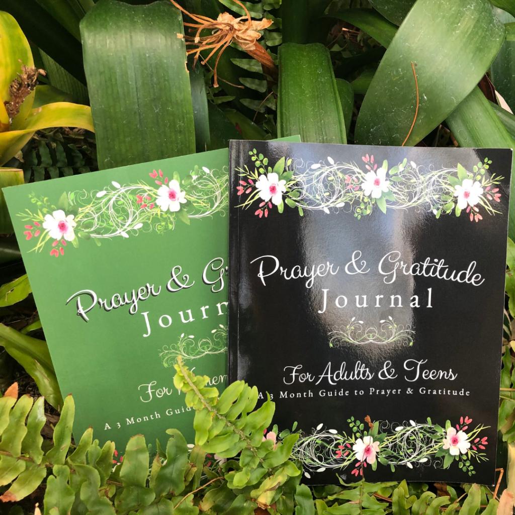 Prayer and Gratitude Journal