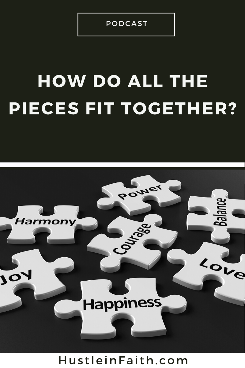 How do all the pieces fit together?